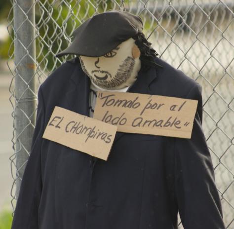 El Chompira...