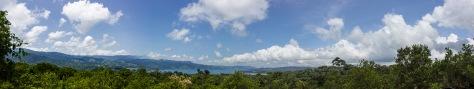 Lake Arenal...